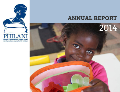 Philani+Annual+Report+2015